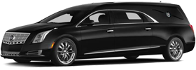 280 Funeral cars US uses Cadillac XTS Funeral Mobility